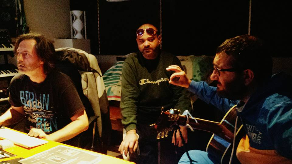 Some of the moments of recording