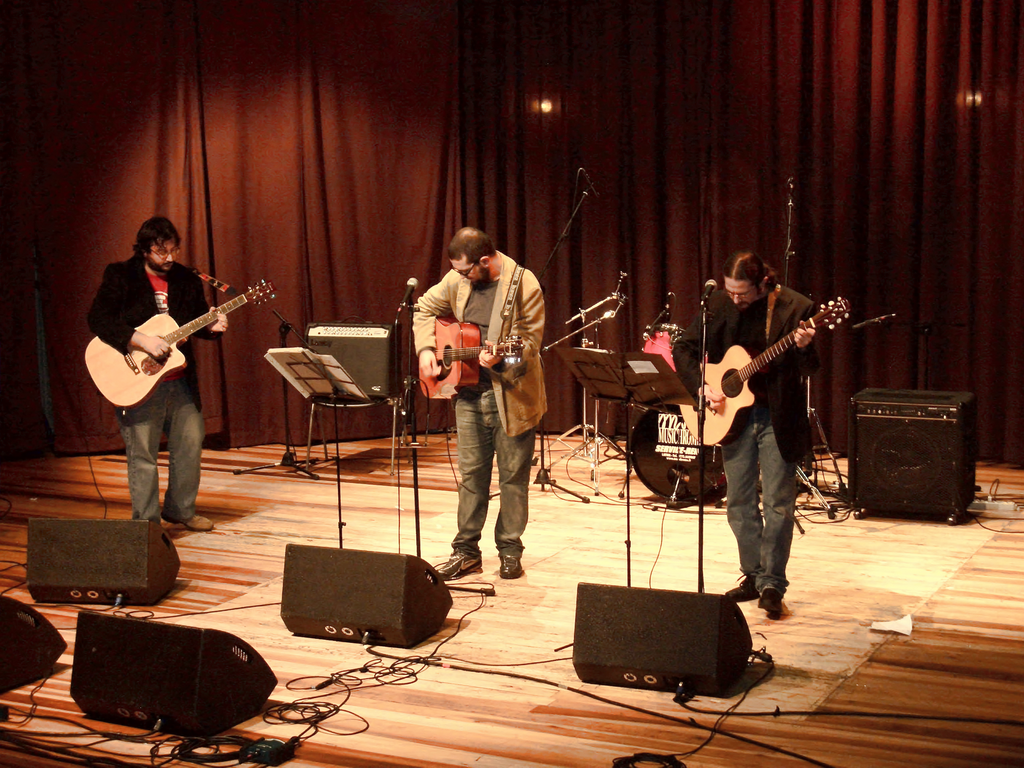 Live at Costa Theater
